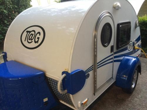 Hitch and Go Adventures rent a T@G max tear drop camper here